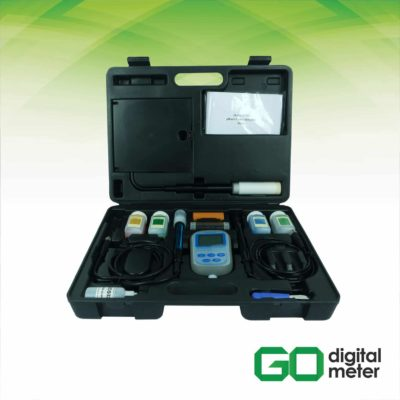 Photo of Alat Ukur pH 8 IN 1 AMTAST EC900