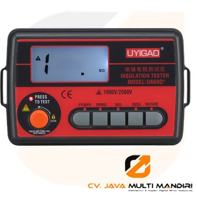 Photo of Insulation Tester UYIGAO UA60D+