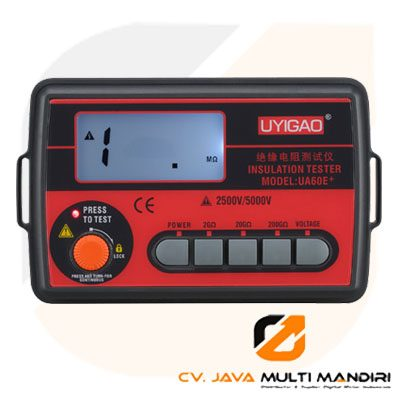 Photo of Insulation Tester UYIGAO UA60E+