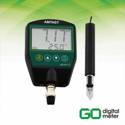 Photo of pH Meter Daging Dan Keju AMTAST AMT16M