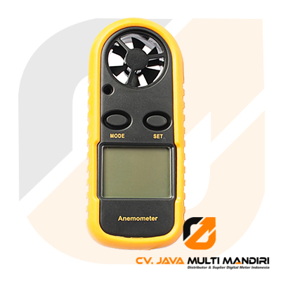 Photo of Anemometer Digital Pengukur Kecepatan Angin AMF-006