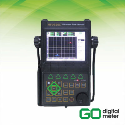 Photo of Pengukur Flaw Detector Portable Ultrasonic MFD650C