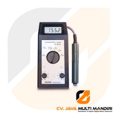 Photo of EC Meter HANNA INSTRUMENT HI8033