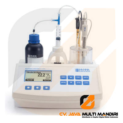 Photo of Mini Titrator HANNA INSTRUMENT HI84529
