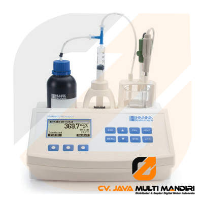 Photo of Mini Titrator HANNA INSTRUMENT HI84530