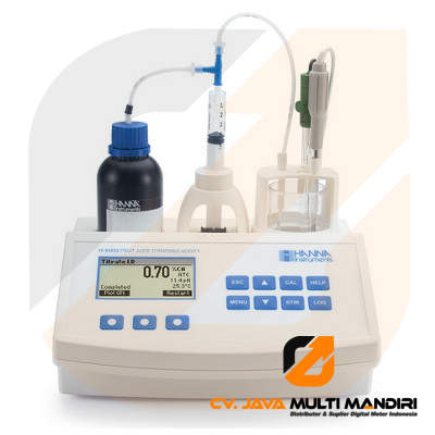 Photo of Mini Titrator HANNA INSTRUMENT HI84532