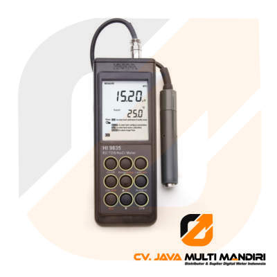 Photo of Alat Ukur EC Multifungsi HANNA INSTRUMENT HI9835