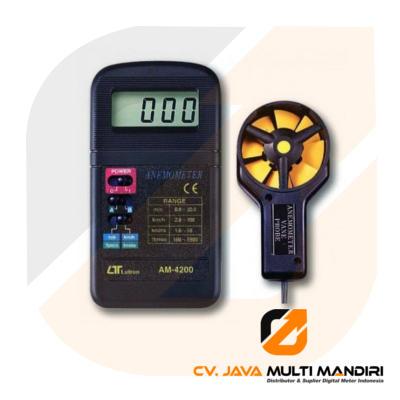 Photo of Anemometers Digital Lutron AM-4200