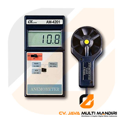 Photo of Anemometer Digital Lutron AM-4201
