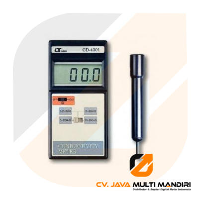 Photo of Conductivity Meter Lutron CD-4301