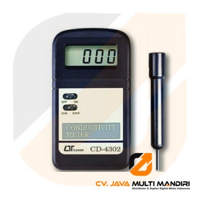 Photo of Conductivity Meter Lutron CD-4302