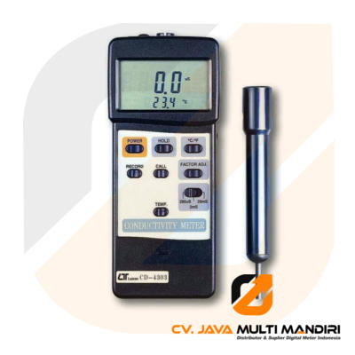 Photo of Conductivity Meter Lutron CD-4303