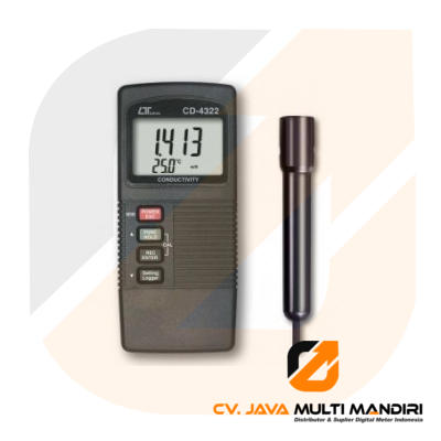 Photo of Conductivity Meter Lutron CD-4322