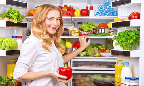 Suhu dan Prosedur Penyimpanan Makanan yg Baik