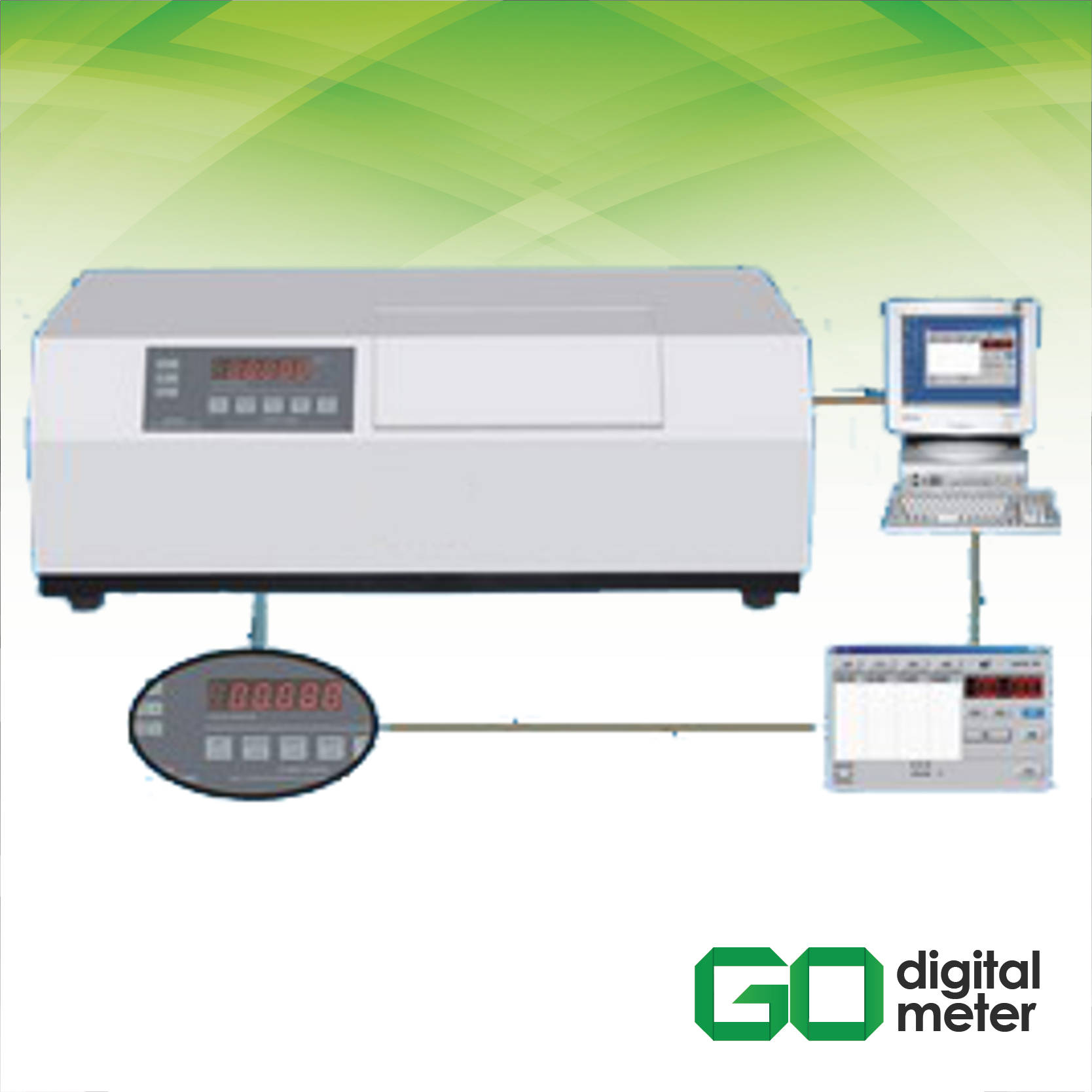 Photo of Alat Polarimeter Otomatis WSG-3D