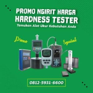 Photo of Promo Ngirit Harga Hardness Tester