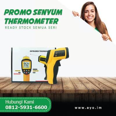 Promo Senyum Thermometer