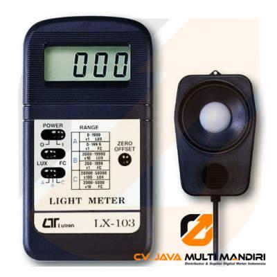 Photo of Pengukur Intensitas Cahaya Lutron LX-103