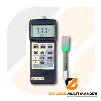 Photo of Alat Ukur PH Meter Lutron PH-207