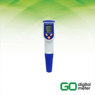 Photo of Pengukur pH / ORP / Conductivity / TDS / Salt / Temp meter AMT03R