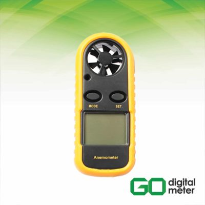 Photo of Digital Anemometer AMF006