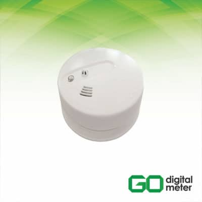 Wireless Smoke and Heat Alarm GS011