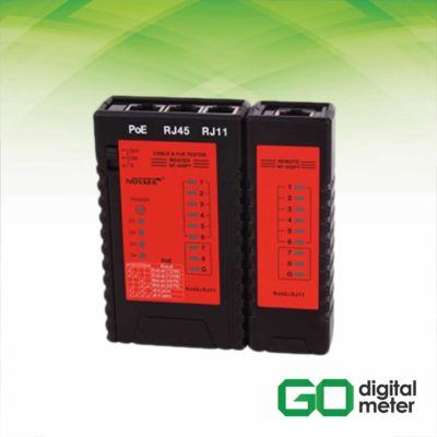 Photo of Alat Penguji Power over Ethernet (PoE) NF-468PT