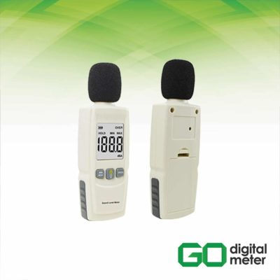 Photo of Digital Sound Level Meter AMF055