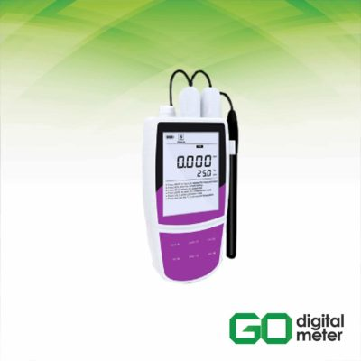 Alat pH dan Ion Meter Portable ION320