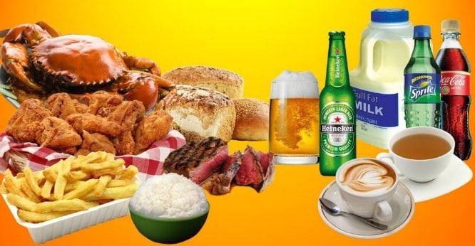 Photo of Bahaya Makanan Bersifat Asam