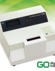 Alat Tester Keputihan Untuk Beras KETT C600