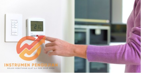 Pengukur suhu ruangan